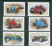Castella Cigars Donnington Collection (Wills) Full Set of 30 cards in Sleeves