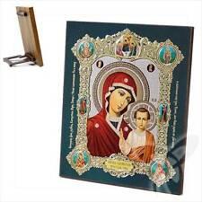 Ikone GM von Kazan Holz 15x18 K икона Казанская Богородица ikona