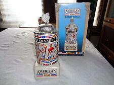 Budweiser American Olympic Team 2000 Lidded Stein