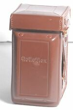 Rollei Genuine Eveready Camera Case For Rolleiflex 3.5F Made In Germany