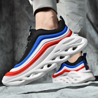 Men's Casual Running Shoes Outdoor Lightweight Tennis Sneakers Breathable Gym