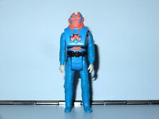 M.A.S.K - MATT TRAKKER w/ MASK FROM LASER COMMAND - KENNER