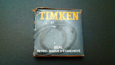 Wheel Seal Rear Timken 100357