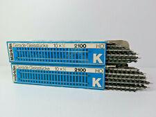 20 Stück gerade Gleise, 180mm,Hohlprofil, K-Gleis, Märklin, 2100,OVP,CE