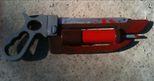 team fortress 2 Ubersaw prop RED or BLUE TF2  inspired cosplay comic con