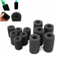 Sponge Filter 5 Pcs Aquarium Protector Cover For Fish Tank Inlet Pond Black Foam