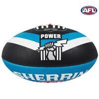 Port Adelaide Power Junior AFL Size 5 Football - Sherrin