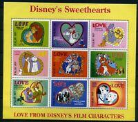 Palau KB MiNr. 1003-11 postfrisch MNH Walt Disney (GG266