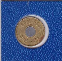 New York City Transit Authority Good For One Fare Marke Jeton token