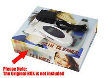2in1 Ultrasonic Skin Peeling Scrubber Ultrasound LCD Acne Wrinkles Reduce Youth