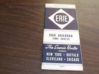 SEPTEMBER 1946 ERIE RAILROAD FORM 1 SYSTEM PUBLIC TIMETABLE