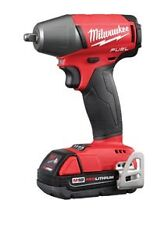 "Milwaukee 2754-22CT M18 FUEL™ 3/8"" Compact Impact Wrench with Friction Ring Kit"