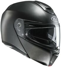 Hjc casco Rpha 90 abatible semi Flat Titano Xxs