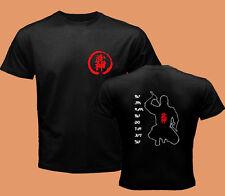 Ninja Bujinkan Budotai Ninjutsu Japan Martial Art  tshirt  Black Tshirt S - 3XL