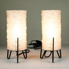 Lampen Paar Nachttisch Lese Leuchten Vintage Rocket Lamps 60er Jahre