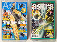 ASTRO CITY SPECIAL: ASTRA, lot of 2 issues: #1 & 2  Wildstorm Comics 2009 VF