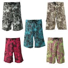 NEW Mens Notion Clothing Boardshorts Grave Robber Surf Swim trunks - Size: 20-42