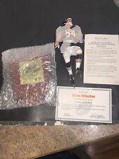 Brian Urlacher Danbury Mint Figure