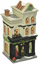 Maggies on Park Dept 56 4056625 Christmas In The City Village dress shop store Z