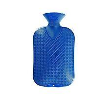 Fashy Wärmflasche glatte Ausführung Saphir