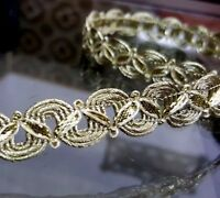 1.5cm- 1 metre High quality beautiful gold braid lace trimming for crafts decor