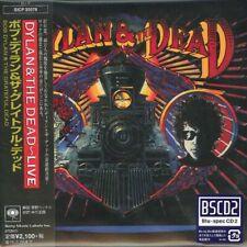 BOB DYLAN & THE GRATEFUL DEAD - LIVE 2014 BLU SPEC JAPAN MINI LP CD