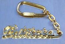 Edler SchlÜsselanhÄnger J-pierre Vergoldet Gold Name Keychain Weihnachtsgeschenk Uhren & Schmuck Schlüsselanhänger