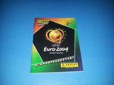 Panini Euro 2004 Leeralbum Empty Album