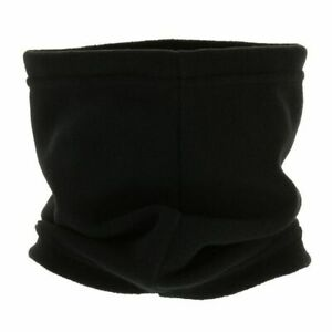 Winter Neck Warmer Snood Cold Killer Thermal Fleece 220 GSM Boys Girls Neck Wear