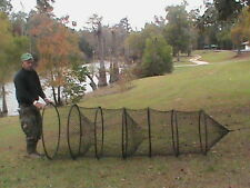 LOUISIANA NET MASTER  ~~~~~~~~  CUSTOM MADE HOOP NETS