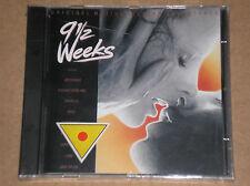 9 1/2 WEEKS: SOUNDTRACK (JOE COCKER, BRYAN FERRY) - CD SIGILLATO (SEALED)