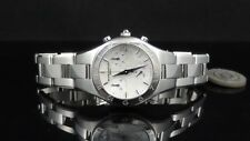 Baume & Mercier MOA10012 Linea Chronograph Mother of Pearl Dial Watch $3,200