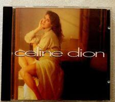 Celine Dion by Celine Dion (1992 self-titled CD, Epic, EK 52473)