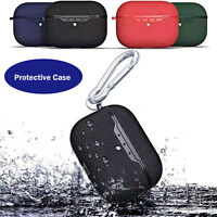 PU Leather Bag Protective Case Cover for   AirPods Pro Bluetooth Earphone HYA