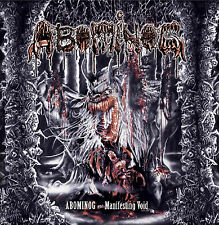 ABOMINOG-MANIFESTING VOID-CD-death-metal-usurper-necrosis-deceased