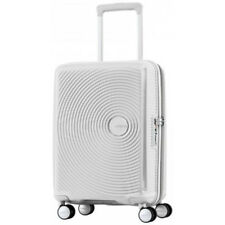 """American Tourister 29"""" Curio Hardside Spinner Luggage, White"""