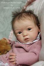 """MAIKE by Gudrun Legler ~ 20""""  Reborn Doll KIT ~ LIMITED EDITION ~ COA !!!!"""