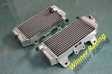 For Yamaha WR250F WR 250 F 2007-2015 2008 2009 aluminum alloy radiator R&L