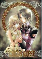 Gundam Seed Destiny doujinshi Athrun x Cagalli Child's Quest Green Rose