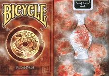 CARTE DA GIOCO BICYCLE ROSEFINCH,poker size limited edition