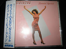 Whitney Houston Dancin' Special Extended Remix Japan CD Album With OBI