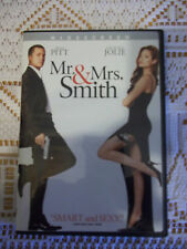 Mr. and Mrs. Smith (DVD, 2009, Widescreen) Like New