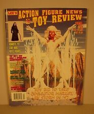 Action Figure News & Toy Review Price guide magazine #52 Star Wars X Men Heroes