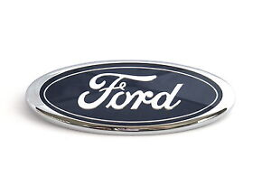 Genuine New FORD GRILLE BADGE Front Oval Emblem Fiesta 1995-1999 Puma 1997-2001