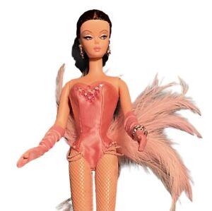 The Showgirl 2008 Silkstone Mattel Barbie Doll Fashion Model Collection 1958
