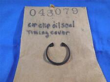 Norton 048079 NOS Circlip Oil Seal , Timing Cover  N586