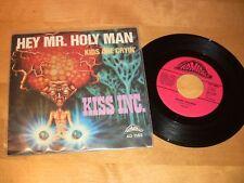 3/2 Kiss Inc. - Hey Mr. Holy Man - Kids are Cryin