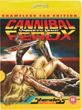 Cannibal Ferox 1981 Blu-ray Umberto Lenzi Italian Horror Shameless