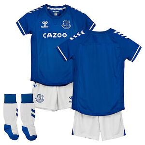 Infant & Baby Everton Football Home Baby Kit 2020-21 Sport Set - Hummel - Kids