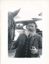 VIEUX TYROLIEN c. 1935 -  Tyrolien fumant la Pipe  Tyrol  Autriche - DIV 6495
